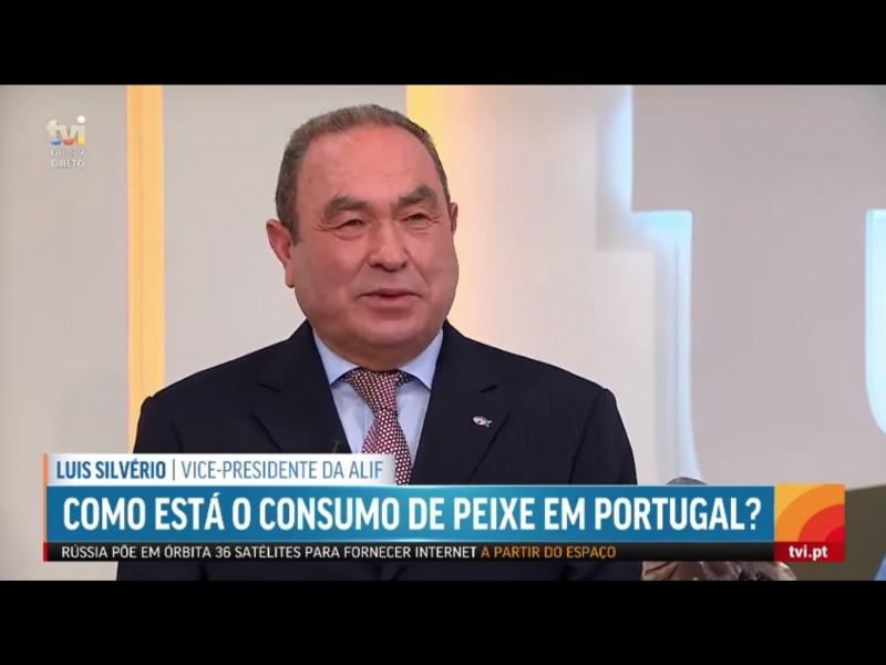 Luís Silvério e Filhos na TVI