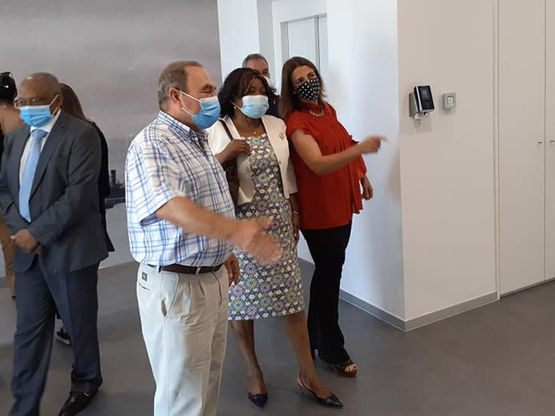visita angola Luís Silvério e Filhos